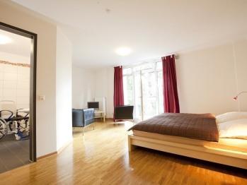 Doppelzimmer-barrierefreies Badezimmer - Basistarif