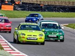 BARC Club Car Championships (Sun 21st Apr)