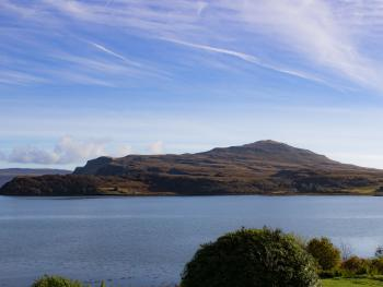 All our rooms offer stunning views overlooking Loch Portree