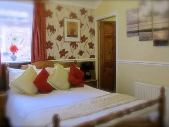 Double room-Deluxe-Ensuite-City View-First Floor