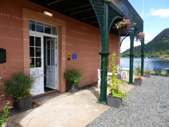 Glenridding House Hotel - Entrance