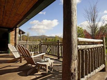 East Lodge Deck