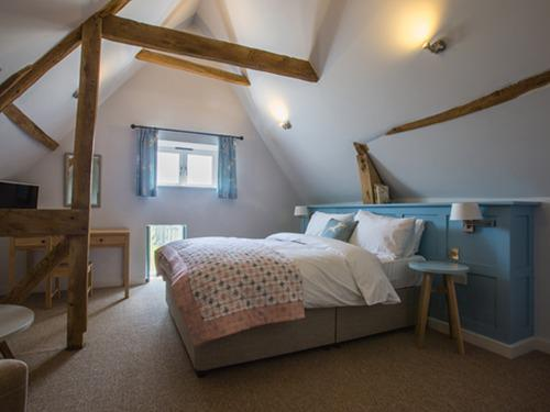 Double room-Classic-Ensuite-The Swallow - Base Rate