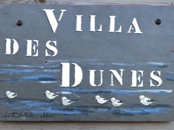 La Villa des Dunes Santec