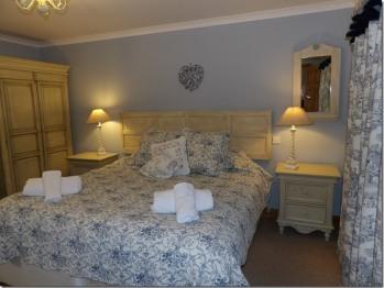 Parsnip Place Cottage Bedroom