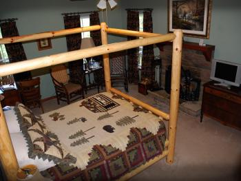 Long Mountain Suite - handicapped accessible