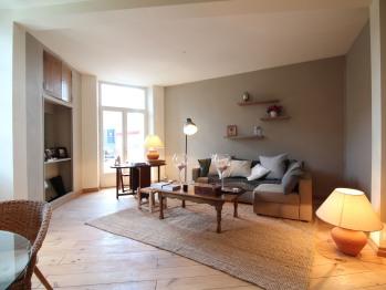 Appartement T2 hypercentre Gambetta - Salon