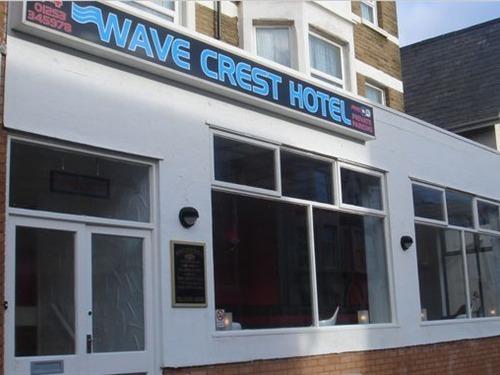 Wavecrest Hotel, Blackpool, Lancashire