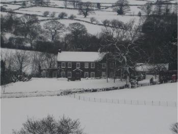 Laskill in the snow