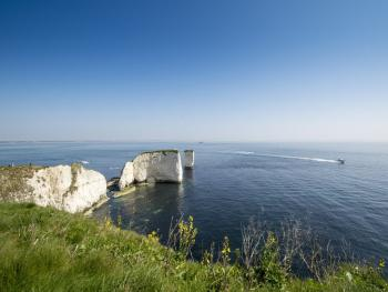 Isle of Purbeck - Harry's Rock's