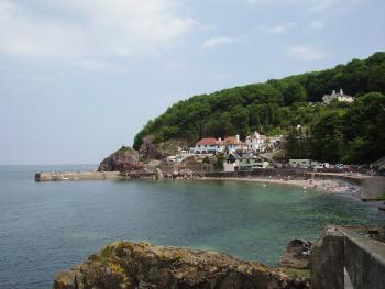One of the great local beaches and harbour located close to the Guest House