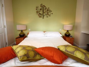 Double room-Ensuite-double occupancy - Base Rate