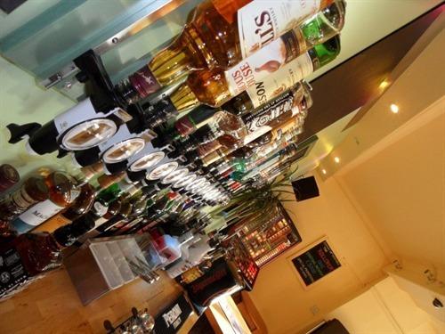The Pheasant Inn Bar