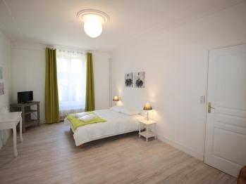 Familiale - Appart-Hôtel -T2 - Au Clos Paillé - Hôtel Charme & Caractère - La Roche Posay - Cure Thermale - Hébergements