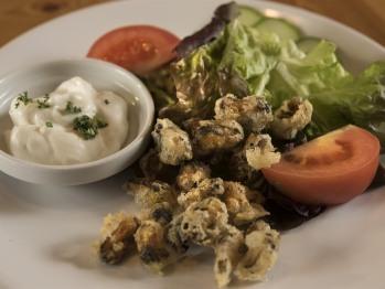 Popcorn Mussels