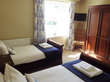Bed & Breakfast En-suite Twin Room
