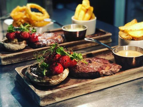Steaks!