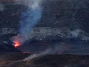 Caldera Eruption 2018
