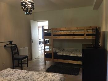 HORTENSIA Chambre #1 1