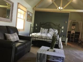 Prairie Spy Cottage.