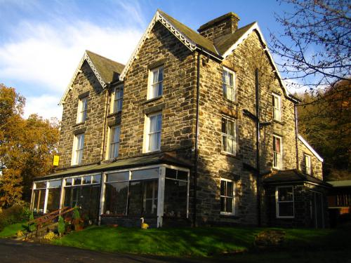 The Park Hill is an 1869 built victorian private house, built from local stone, timber and slate.
