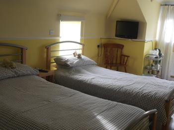Family room-Ensuite-(Sleeps 3)