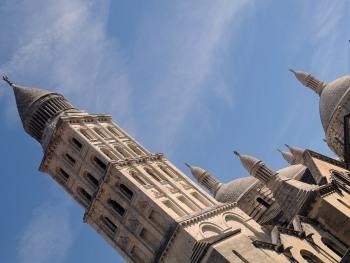 st front périgueux cathédrale