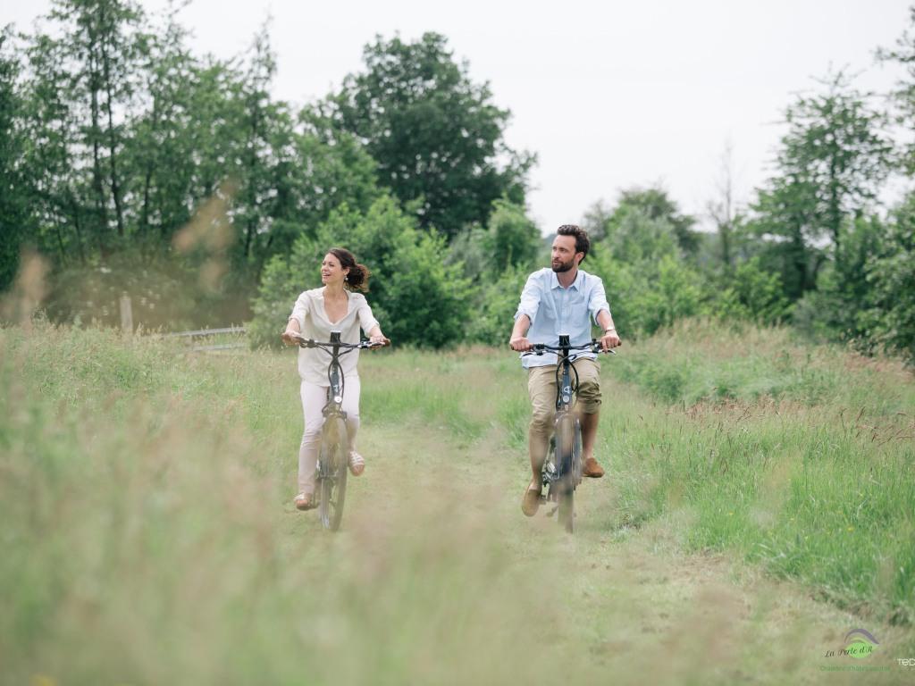 Vélos mis à disposition