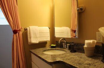 Links room Bathroom