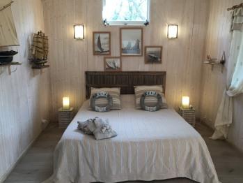 """Chambre """"La cabane au fond du jardin"""""""