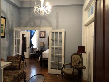 The Cypress sitting room
