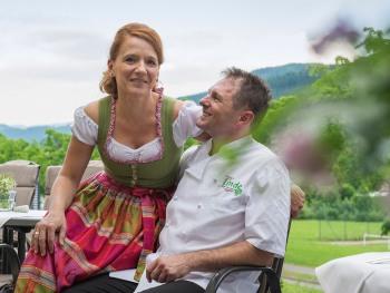 Inhaber Elke und Reinhard Kaspar