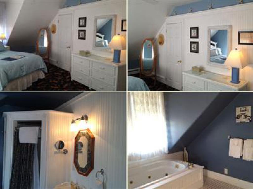 Dormer Suite