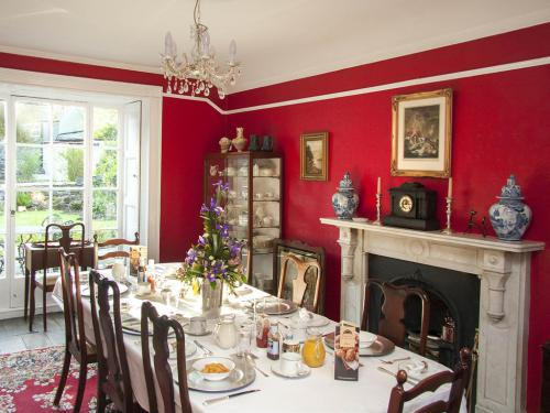 Plas Gwyn B&B Dinning Room View