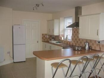 Clydesdale Cottage kitchen