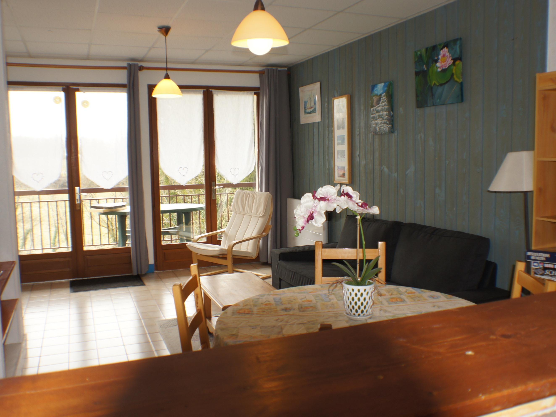 Appartement-de Luxe-Salle de bain privée séparée-Le Hérisson - Tarif de base