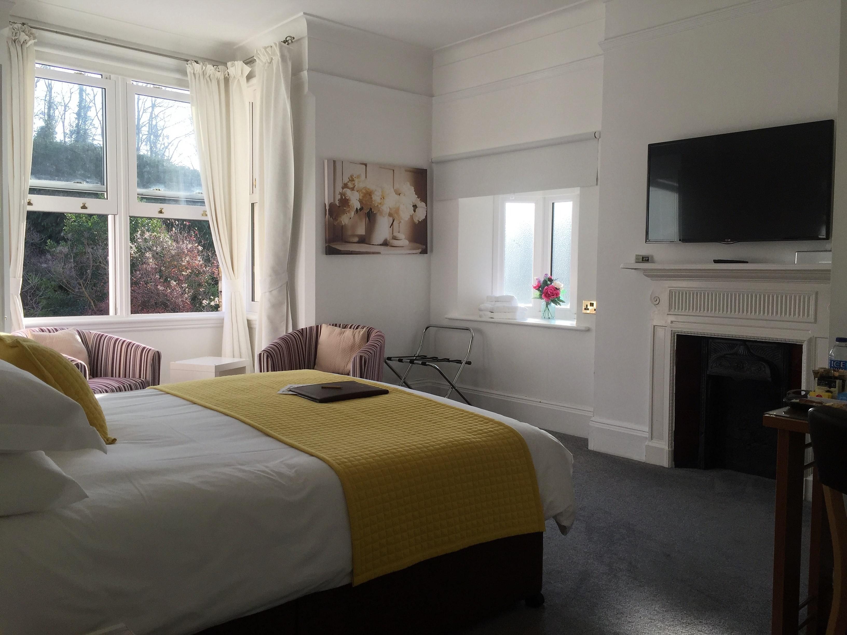 Double room-Ensuite-Room 1 - King-size