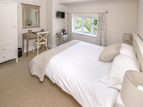 Double room-Luxury-Ensuite-Garden View