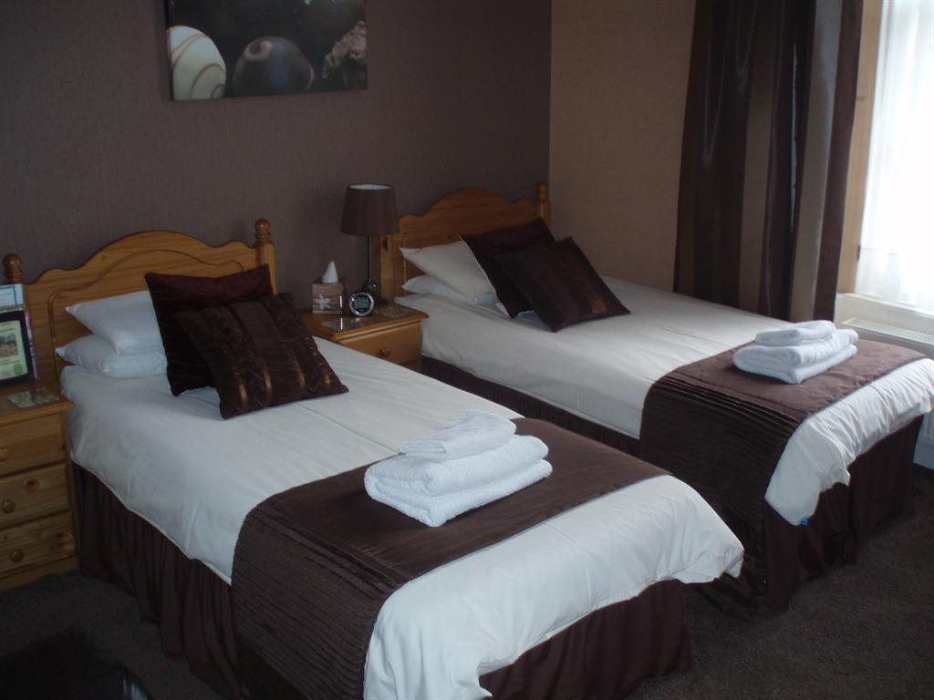 Double room-Superior-Ensuite-The 'Chocolate' room