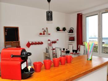 café nespresso et thé offert