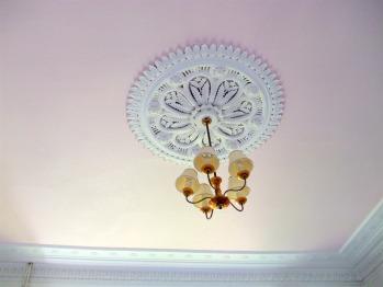 Ceiling rose, Principal Bedroom, Carlton Seamill