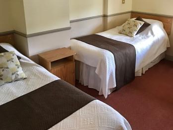 Twin Room En Suite CLWYD