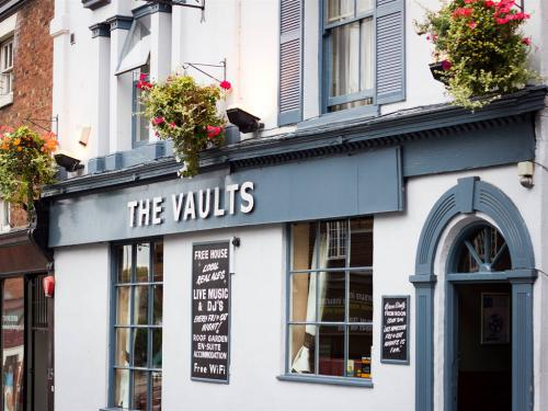 Vaults Shrewsbury