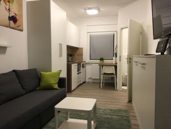 Apartment-Economy-Eigenes Badezimmer-Apartment 0.1 - Basistarif