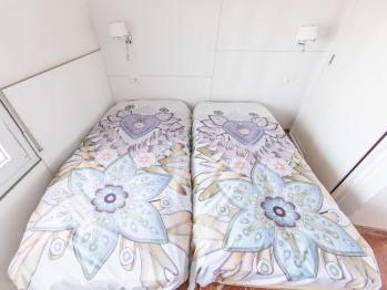 Palmeras 2.10 - camas cerca