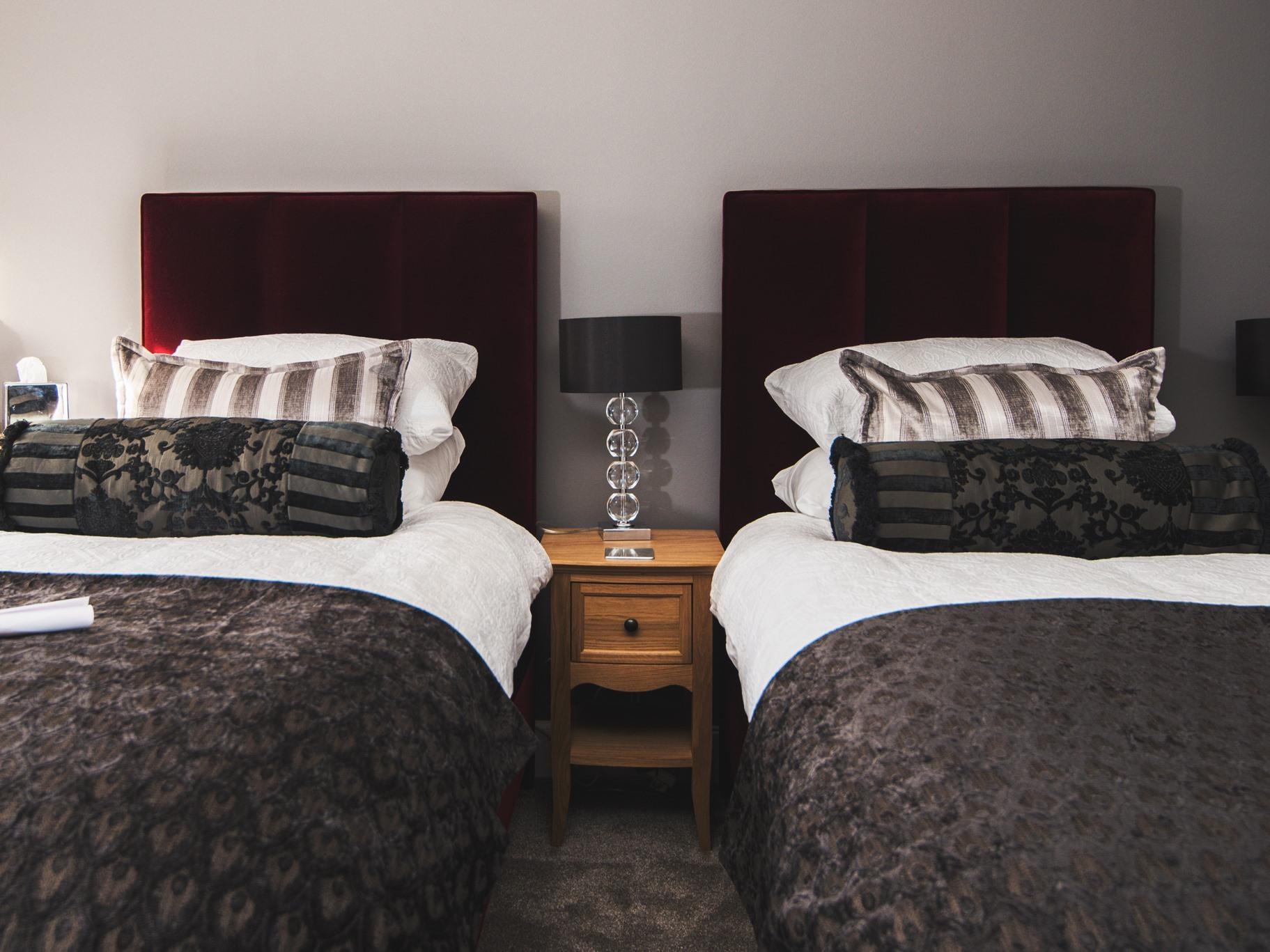 Fraser | Twin Room