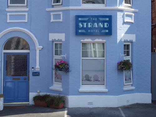 The Strand Hotel, exterior