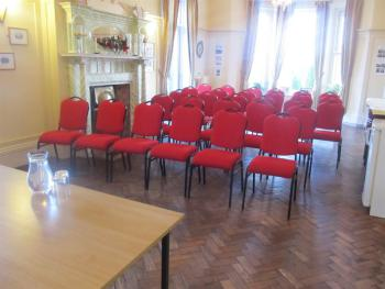 Usk Room for meetings and training for up to 30 people