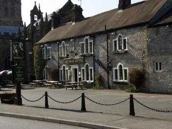 George Inn Tideswell - The George Hotel