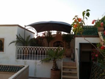 Chambre Terrasse 2-Double-Douche - Tarif de base